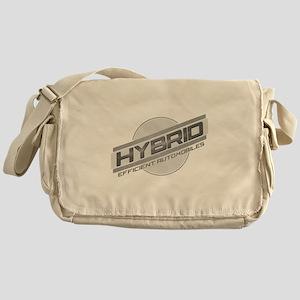 Hybrid Automobiles Messenger Bag