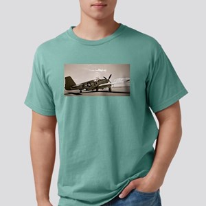 Tuskegee P-51 Mens Comfort Colors Shirt