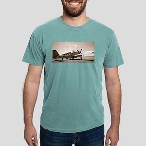 Tuskegee P-51 Mens Comfort Colors Shirt