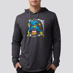 Cyclops X-Men Mens Hooded Shirt