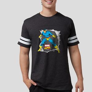 Cyclops X-Men Mens Football Shirt