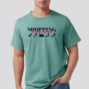 SATC: Shopping Is My Car Mens Comfort Colors Shirt