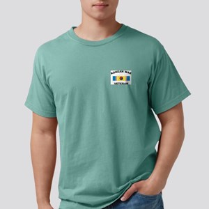 vet-korea-2 Mens Comfort Colors Shirt