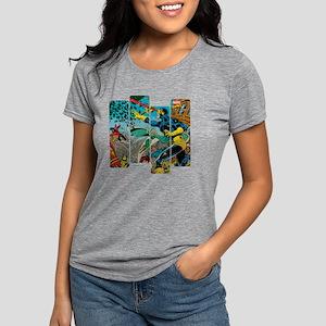 Cyclops Comic Panel Womens Tri-blend T-Shirt