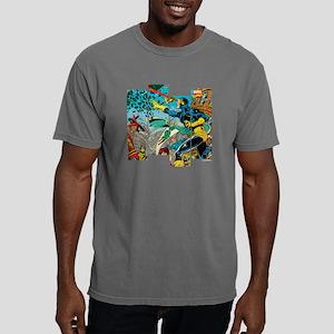 Cyclops Comic Panel Mens Comfort Colors Shirt
