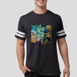 Cyclops Comic Panel Mens Football Shirt