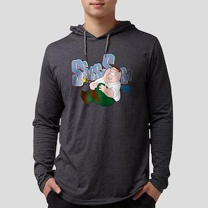Peter Sssss Light Mens Hooded Shirt