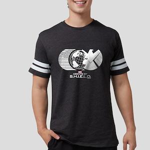 S.H.I.E.L.D. Mens Football Shirt