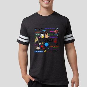 Trekkie Memories Mens Football Shirt
