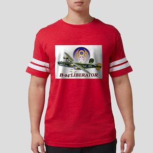 B-24 (1) Mens Football Shirt