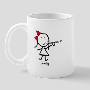 Flute - Erin Mug