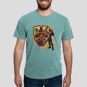 GOTG Team Emblem  Mens Comfort Colors Shirt