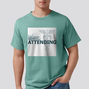 Seattle Grace Hospital A Mens Comfort Colors Shirt