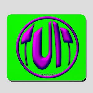 Purple TUIT Mousepad