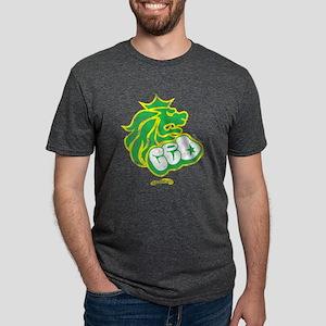 4-03_BEY_Metal_shirt_RLeone Mens Tri-blend T-Shirt