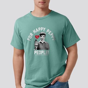 I Love Lucy Happy Pappy  Mens Comfort Colors Shirt