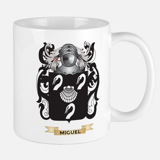 Miguel Coat of Arms - Family Crest Mugs