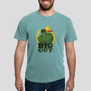 Avengers Hulk The Big Gu Mens Comfort Colors Shirt