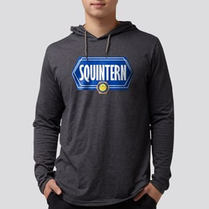 Squintern Light Mens Hooded Shirt