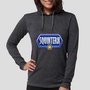 Squintern Light Womens Hooded Shirt