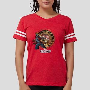 Guardians of the Galaxy Star Womens Football Shirt