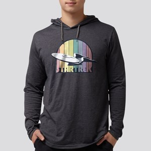 Disco Reboot Mens Hooded Shirt