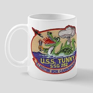 USS TUNNY 11 oz Ceramic Mug