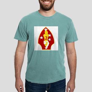 2ndMarineDivision Mens Comfort Colors Shirt