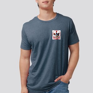 67th Fighter Sqw Mens Tri-blend T-Shirt