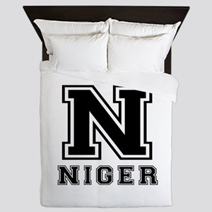 Niger Designs Queen Duvet