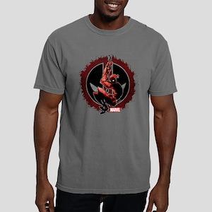 Deadpool sketch Mens Comfort Colors Shirt