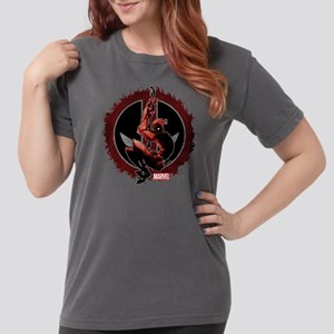 Deadpool sketch Womens Comfort Colors Shirt