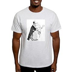 The Lobster Ash Grey T-Shirt