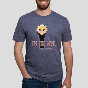 American Horror Story Chibi Mens Tri-blend T-Shirt