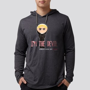 American Horror Story Chibi Sist Mens Hooded Shirt