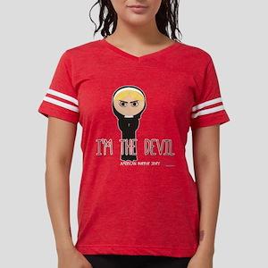 American Horror Story Chibi  Womens Football Shirt