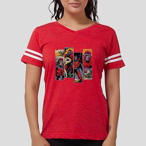 Magneto Comic Panel Womens Football Shirt