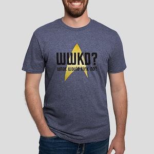 wwkd-01 Mens Tri-blend T-Shirt