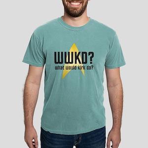 wwkd-01 Mens Comfort Colors Shirt