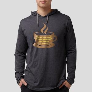 Star Trek Janeway Coffee Mens Hooded Shirt