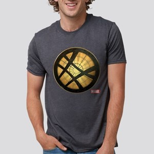 Doctor Strange Icon Mens Tri-blend T-Shirt