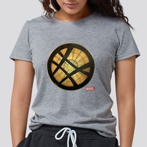 Doctor Strange Icon Womens Tri-blend T-Shirt