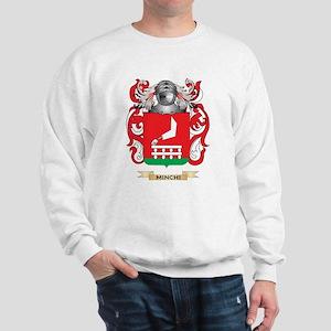Minchi Coat of Arms - Family Crest Sweatshirt