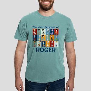 American Dad Roger Perso Mens Comfort Colors Shirt