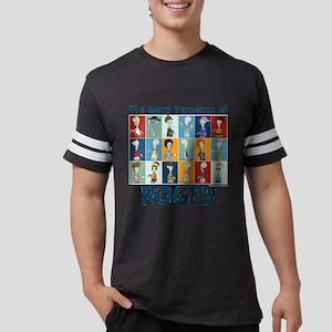 American Dad Roger Personas Da Mens Football Shirt