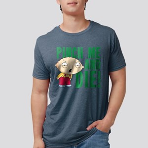 Family Guy Pinch Me Light Mens Tri-blend T-Shirt