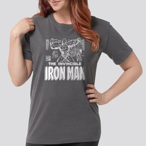 Iron Man MC 2 Womens Comfort Colors Shirt