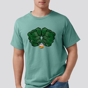Hulk Fists Light Mens Comfort Colors Shirt