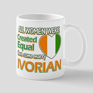 Ivorian Husband designs Mug