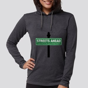 Streets Ahead Womens Hooded Shirt